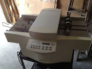 Pitney Bowes FD40 Folding Machine with Manual FD 40 on PopScreen