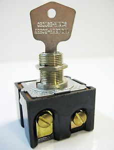 Vintage Dewalt Radial Arm Saw Switch Key for MB GW Power Shop Models