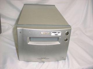 Nikon Super Coolscan 9000 Ed Film Scanner LS 9000 Ed