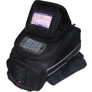 Motocentric Weekender GPS Tank Bag Motorcycle Luggage