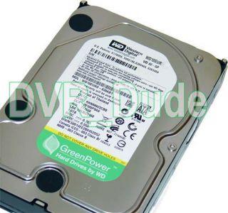 TiVo Series 3 TCD648250B Hard Drive Upgrade Plug Play 1TB WD AV GP