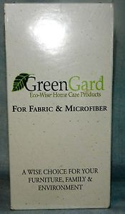 Green Gard Eco Wise Home Care Products for Furniture Protector Cleaner