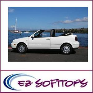 VW Rabbit Golf Cabrio Convertible Top 95 96 97 98 99 00