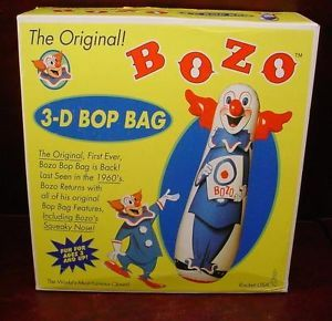 Bozo The Clown Doll
