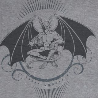 Stone Brewing Levitation Ale Heather Gray Graphic Tee Shirt