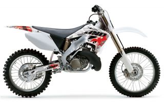 One Industries Camo Graphics Kit Honda CR 125 250 02 08