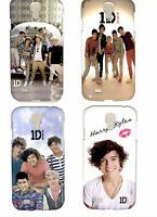 Samsung Galaxy S4 1D One Direction Hard Case 4 Choices New Arrival Hot Teen Band