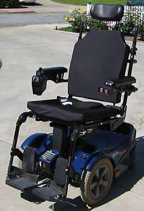 Permobil Chairman Basic Electric Wheelchair Adjustable Paraplegic Quadriplegic