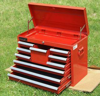 "ATD Tools 7120 26"" 10 Drawer Mechanics Top Tool Box Chest"