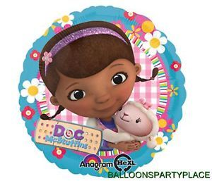 Doc McStuffins Balloons Party Supplies Lambie Decorations All Occasion Birthday