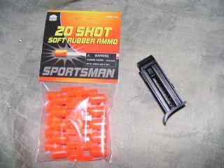 Edison Giocattoli Air Soft Speedy Kid Toy Rifle Ammo