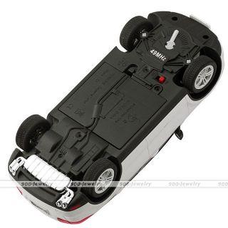 1 24 Scale Porsche Cayenne Mini RC Remote Control Electric Racing Car Toy White