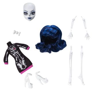 NIB Monster High Wave 1 5 Complete Create A Monster Add on Accessory Parts