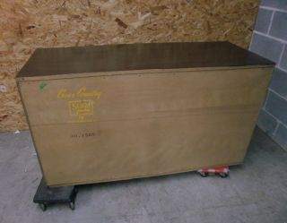 Sligh Furniture Cross Country 8 Drawer Chest Grand Rapids Chair Co Midcentury
