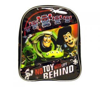 "Disney Toy Story 3 Preschool Lenticular Kids Boys Girls 10"" Mini Backpack Bag"