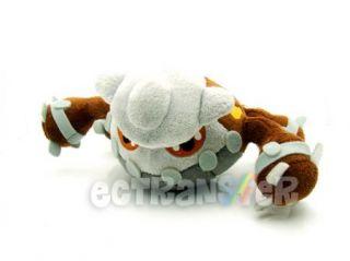 "RARE 5"" Pokemon Heatran New Plush Toy Doll PC484"