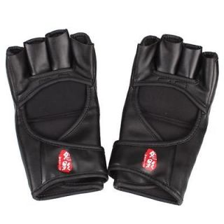 High Quality Grappling MMA Sanda Gloves UFC Boxing Fight Gloves Pick 5 Colors