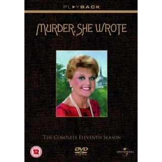 Murder She Wrote DVD