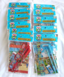 12 Thomas Tank Engine Friends Stationery Gift Set School Party Favor Supply