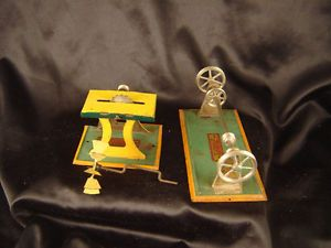 Steam Engine Model Toy