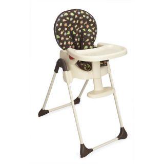 Delta Children Koo Koo Zoo Foldable High Chair