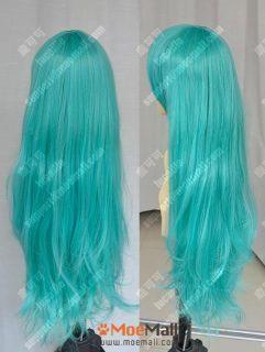 Bleach Neliel Tu Oderschvank Bluish Green 80cm Lolita Cosplay Party Wig