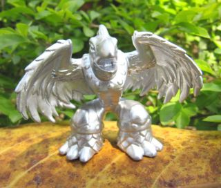 Gormiti Figures Giochi Cartoon Toy Silver Serie 1pc E