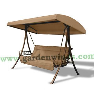 3 Person Charm Swing Replacement Canopy