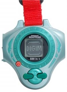 digimon digivice game machine