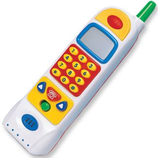 Megcos Musical Kids Toddler Toy Mobile Phone
