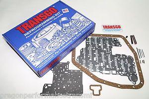 Transgo A245E HD2 High Performance Transmission Shift Kit Toyota Corolla Prizm