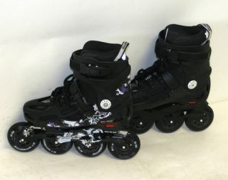 Rollerblade Twister 80 Womens Urban Inline Skates Size 6 5 Lightly Used 2013
