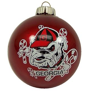 Georgia Bulldogs Ornaments