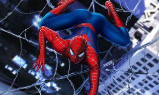 Marvel Comics Spiderman Spider Man Cartoon Baseball Cap Hat for Child Kids Boy