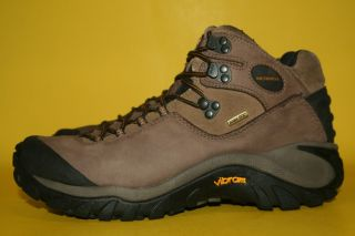 Merrell Phaser Rush Gore Tex Shoe Hiking Trail Leather Mid Boot Waterproof Men 9