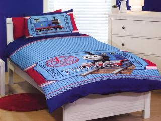 Thomas The Tank Engine and Friends Bedding Quilt Cover Set Boys Kids Train Toy