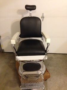 Fully Restored Barber Chair