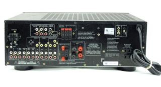 Onkyo TX SV535 Audio Video Control Tuner Amplifier Home Theater Receiver
