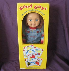 "12"" Dream Rush Chucky Doll Good Guys Horror Prop Figure"