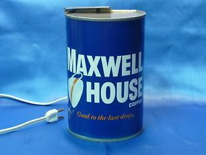 Vintage Electric Maxwell House Coffee Can Opener by Dazey Kitchen Housewares