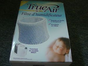 Hamilton Beach True Air Humidifier Filter Fits Models 05521