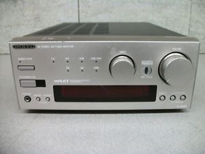 Onkyo R 805X Compact Home Theater Audio Am FM Radio Stereo Tuner Amplifier
