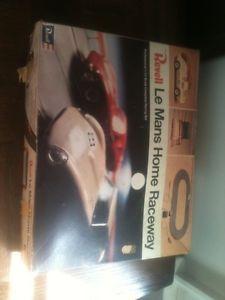 Revell LeMans Home Raceway in Original Box Vintage Racing Slot Car Race Track