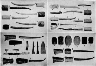 Atlatls and Bannerstones Indian Knoll Webb
