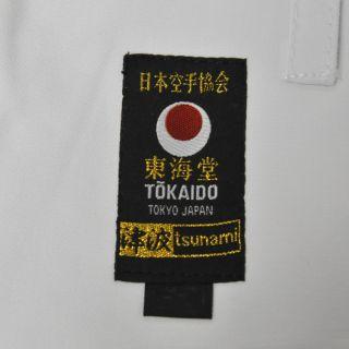 Tokaido Karate Gi Tsunami JKA Kata 14oz