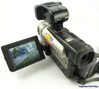 handycam ccd trv608: