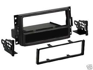 Chevy Silverado 2007 2008 Radio Dash Installation Kit