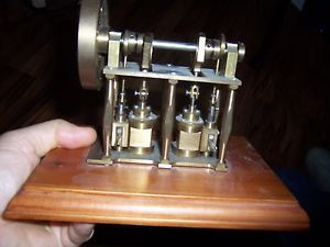 Steam Engine Model Hit and Miss Internal Combustion