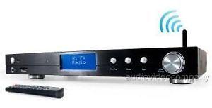 Wireless Internet Radio Tuner Digital Stereo Streamer
