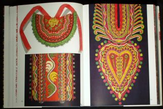 Large Book Polish Folk Embroidery Regional Styles Pattern Ethnic Costume Poland